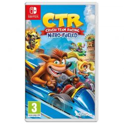 Crash Team Racing Nitro Fueled - Nintendo Switch