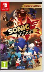 Sonic Forces - Seminovo - Nintendo Switch