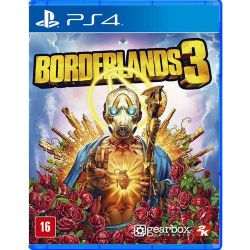Borderlands 3 - Seminovo - PS4