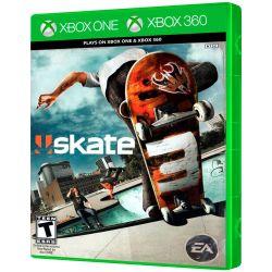 Skate 3 - Seminovo - Xbox One / Xbox 360