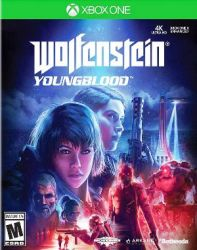Wolfenstein: Youngblood - Deluxe Edition - Xbox One