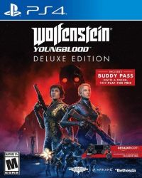 Wolfenstein: Youngblood - Deluxe Edition - PS4