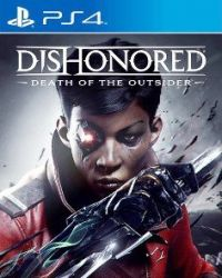 Dishonored - Death of the Outsider - PS4