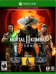 Mortal Kombat 11: Aftermath - Xbox One