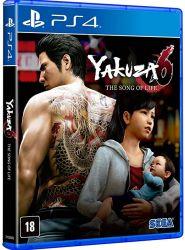Yakuza 6: The Song of Life - Seminovo - PS4