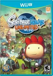 Scribblenauts: Unlimited - Seminovo - Wii U