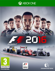 F1 2016 - Seminovo - Xbox One