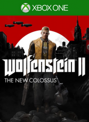 Wolfenstein II: The New Colossus - Seminovo - Xbox One