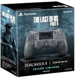 Controle Dualshock 4 Ediçao Limitada The Last of Us Part II - PS4