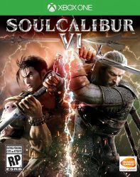SoulCalibur VI - Seminovo - Xbox One