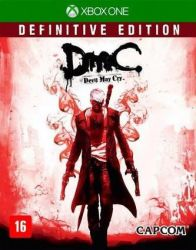 DMC Devil May Cry:  Definitive Edition - Seminovo - Xbox One