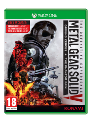 Metal Gear Solid V: The Definitive Experience - Seminovo - Xbox One