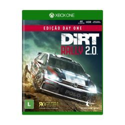 DiRT Rally 2.0 - Seminovo - Xbox One