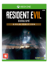Resident Evil 7 - Gold Edition - Seminovo - Xbox One