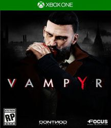 Vampyr - Seminovo - Xbox One