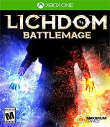 Lichdom: Battlemage - Seminovo - Xbox One