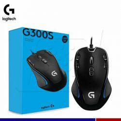 Mouse Gamer Logitech G300S 2500DPI 1ms - USB