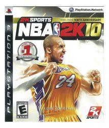 NBA 2K10 - Seminovo - PS3