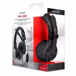 Headset Dreamgear GRX-350 Stereo - Preto - Compatível com Playstation 4, PS Vita, Xbox 360, Xbox One, Nintendo Switch