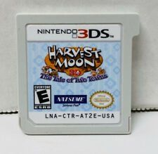 Harvest Moon: The Tale of Two Towns - Seminovo Cartucho - Nintendo 3DS