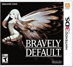 Bravely Default - Seminovo - Nintendo 3DS