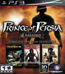 Prince of Persia Trilogy HD - PS3