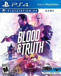 Blood & Truth VR - PS4