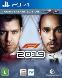 F1 2019 - Seminovo - PS4