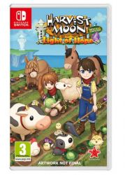 Harvest Moon: Light of Hope Special Edition - Seminovo - Nintendo Switch (S/ Case)