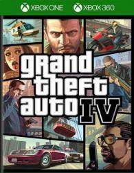 Grand Theft Auto IV - GTA 4 - Xbox 360 / Xbox One