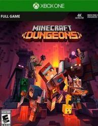 Minecraft Dungeons - Hero Edition - Xbox One