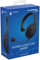 Headset Gamer Hyperx Cloud Chat PS4 / Nintendo Switch / Xbox One