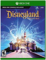 Disneyland Adventures - Seminovo - Xbox One