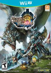 Monster Hunter 3: Ultimate - Wii U