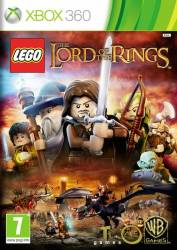 LEGO The Lord of The Rings ( O Senhor dos Anéis ) - Xbox 360
