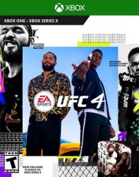 EA Sports UFC 4 - Xbox One / Xbox Series X
