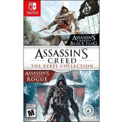 Assassins Creed: The Rebel - Nintendo Switch