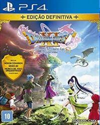 Dragon Quest XI S: Echoes of an Elusive Age - Edição Definitiva - PS4