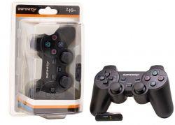 Controle Wireless Preto - PS2