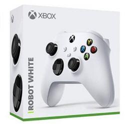 Controle Xbox Series - Robot White - Xbox One