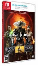Mortal Kombat 11 Aftermath Kollection - Nintendo Switch