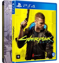 Cyberpunk 2077 - Edição Steelbook - PS4