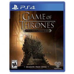 Game of Thrones: A Telltale Games Series - Seminovo - PS4