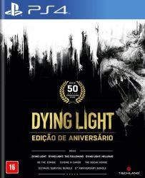 Dying Light - Edição de Aniversário - PS4