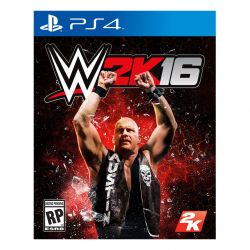 WWE 2K16 - Seminovo - PS4