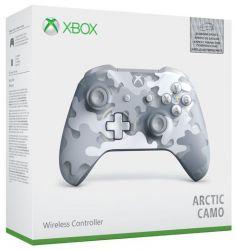 Controle Wireless Edição Artic Gray - Xbox One