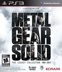 Metal Gear Solid: The Legacy Collection - Seminovo - PS3