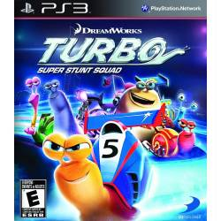 Turbo: Super Stunt Squad - PS3