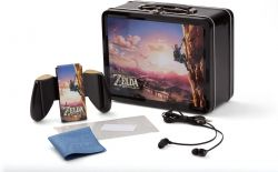 Kit Lancheira Colecionável Lunch box (The Legend of Zelda: Breath of the Wild) - Nintendo Switch ver.2