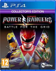 Power Rangers Battle for the Grid - PS4
